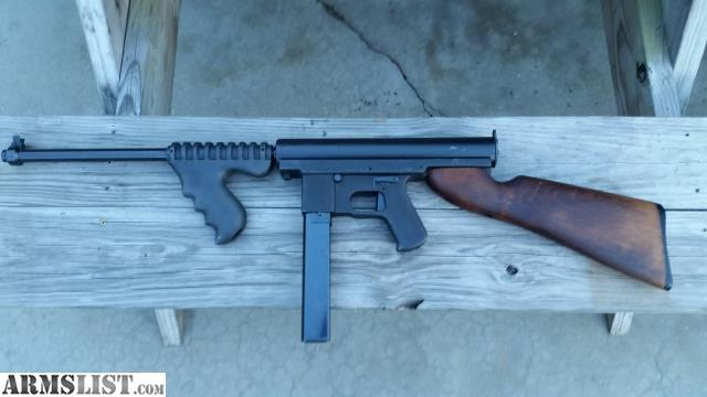 Legal Open Bolt Guns