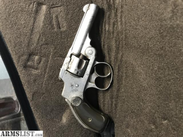 smith and wesson .32 double action revolver serial numbers