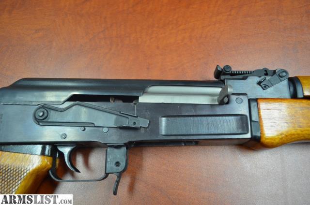 ARMSLIST - For Sale: Polytech/K.F.S. AK-47/S National Match 7.62x39mm