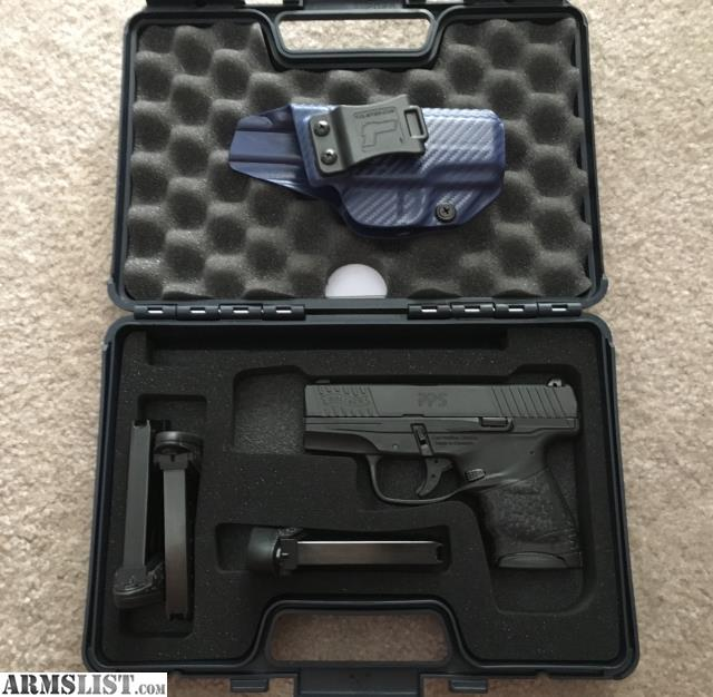 ARMSLIST - For Sale/Trade: Walther PPS M2 carry package