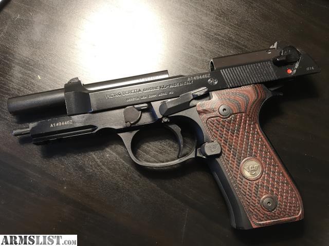 ARMSLIST - For Sale: Beretta 92A1