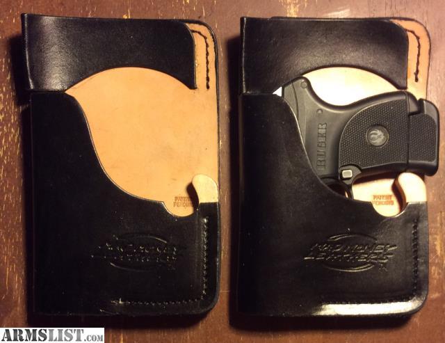 ruger lcp pocket wallet holster