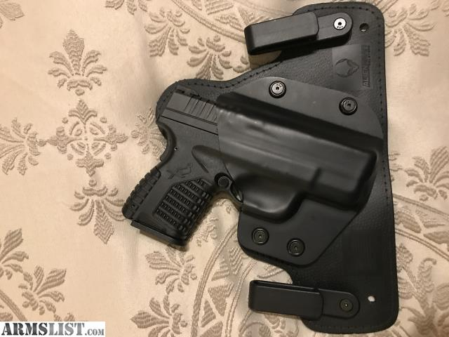 ARMSLIST - For Sale: Trade my Springfield XDS 9 3 3
