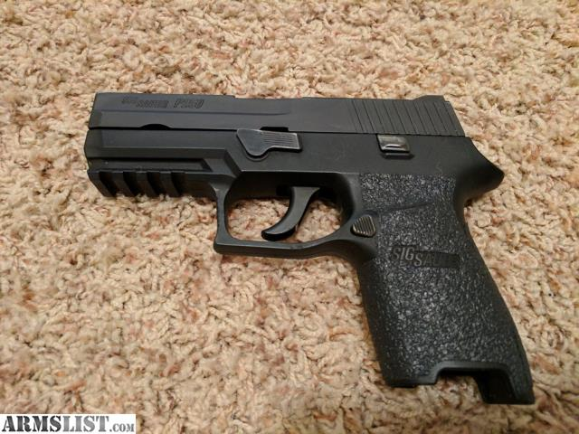 Armslist For Sale Sig Sauer P250 Compact 9mm