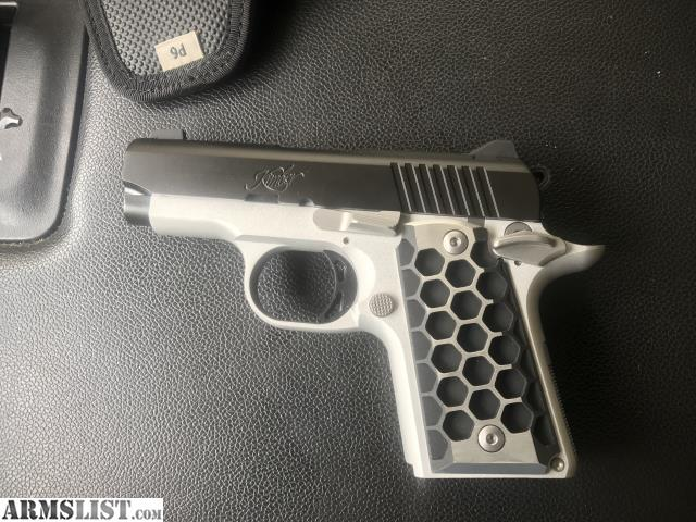 ARMSLIST - For Sale/Trade: kimber micro carry 9 two tone