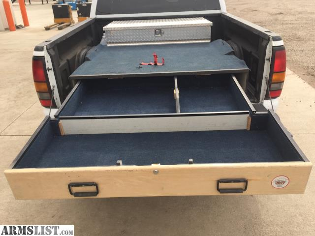 armslist for sale trade armadillo truck vault. Black Bedroom Furniture Sets. Home Design Ideas