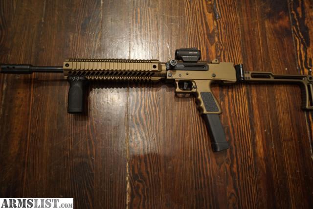 ARMSLIST - For Sale/Trade: 9MM Carbine - MPA20DMG