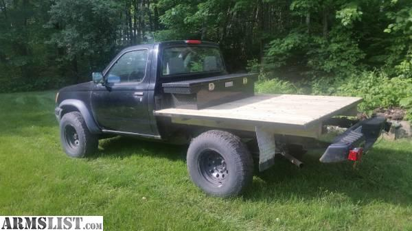 Nissan hardbody flatbed  |Nissan Frontier Flat Bed