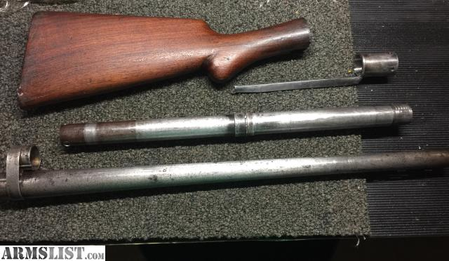 ARMSLIST - For Sale: Winchester 1897 Barrel and parts