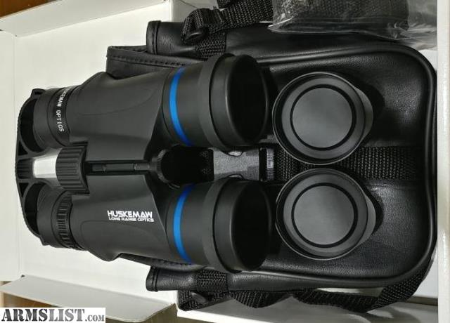 ARMSLIST - For Sale: Huskemaw HD Blue Diamond 10x42 Binoculars