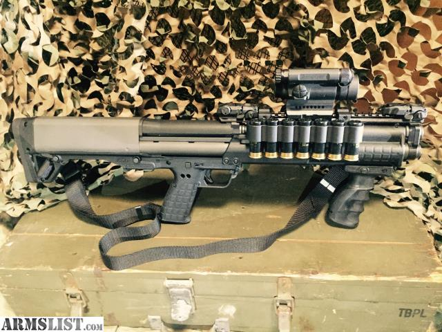 ARMSLIST - For Sale/Trade: Decked out KSG