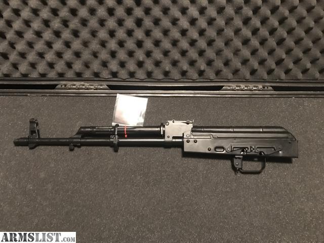 ARMSLIST - For Sale: AK47 barreled receiver