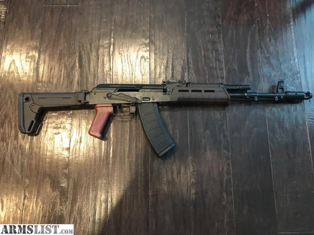 ARMSLIST - For Sale: Bulgarian AK-74 in 5 45x39 (Circle 10