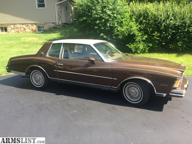 Armslist For Sale 1979 Chevrolet Monte Carlo Landau
