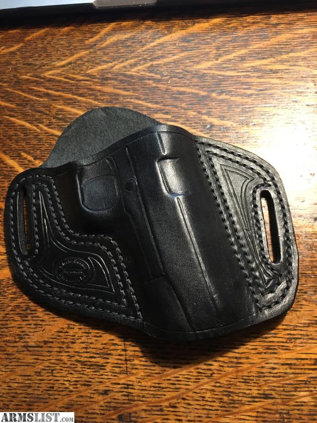 ARMSLIST - For Sale: Circle Seven Leather Works Holster 1911