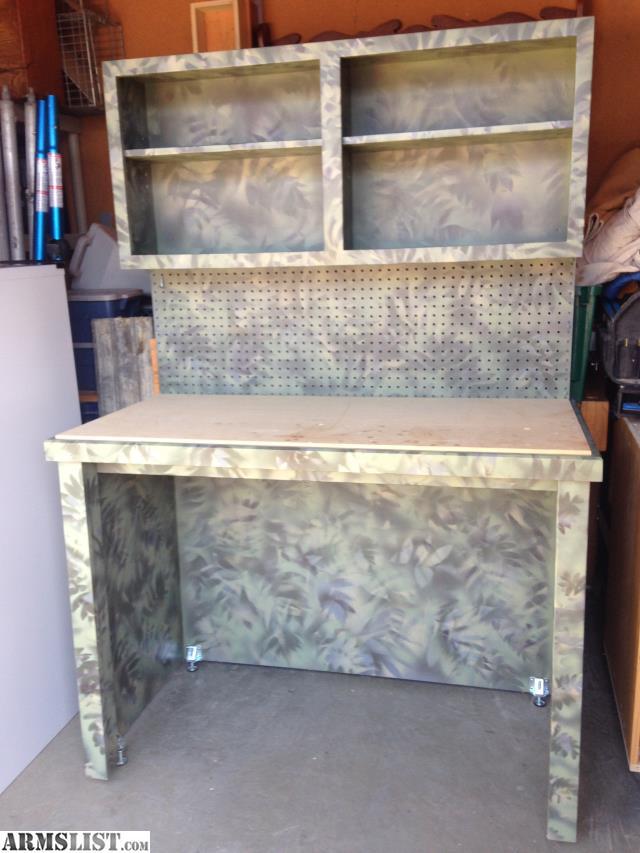 Armslist For Sale Reloading Gunsmith Bench