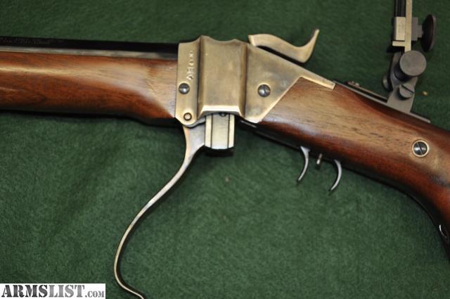 ARMSLIST - For Sale: Pedersoli 1874 Sharps Rifle in  45-70