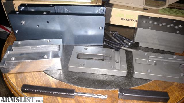 ARMSLIST - For Sale:  308 AR-10 FDE 80% Lower & Easy Jig Kit