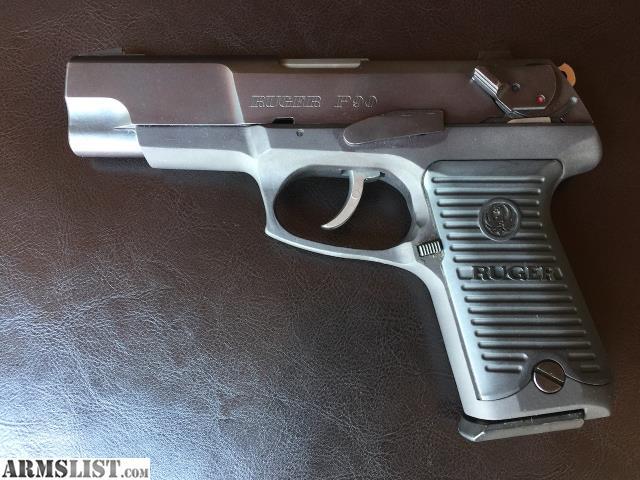 Maryville Auto Sales >> ARMSLIST - For Sale: Ruger P90 .45 ACP Pistol 45ACP