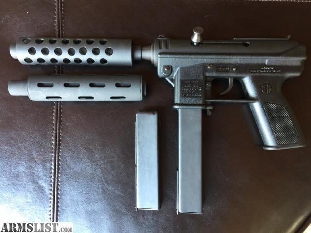 Maryville Auto Sales >> ARMSLIST - For Sale: Intratec TEC-DC9 9mm Pistol