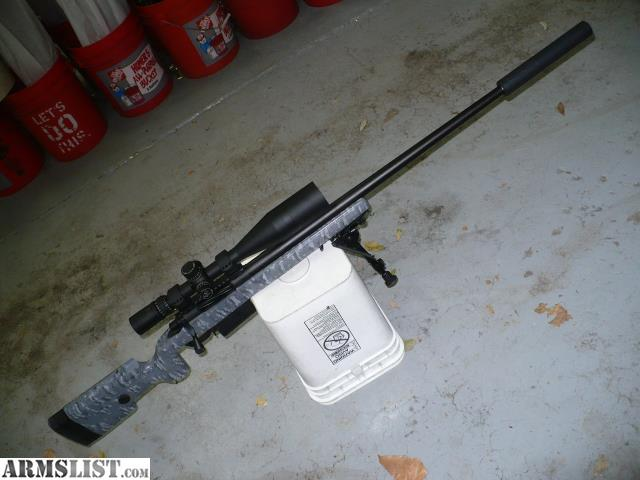 ARMSLIST - For Sale: SEAL mk 13 clone 300 WIN MAG