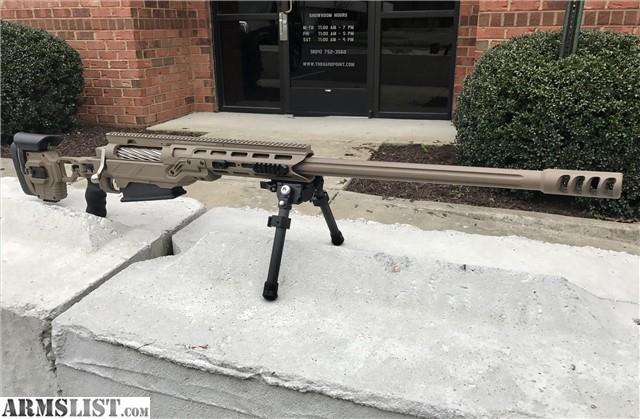 ARMSLIST - For Sale: McMillan Tac 50 CADEX Chassis 50 BMG