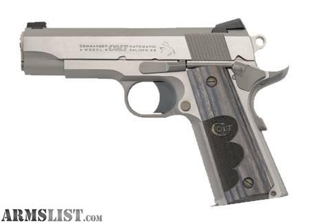 Armslist For Sale Colt Wiley Clapp Commander Pt O4040wc