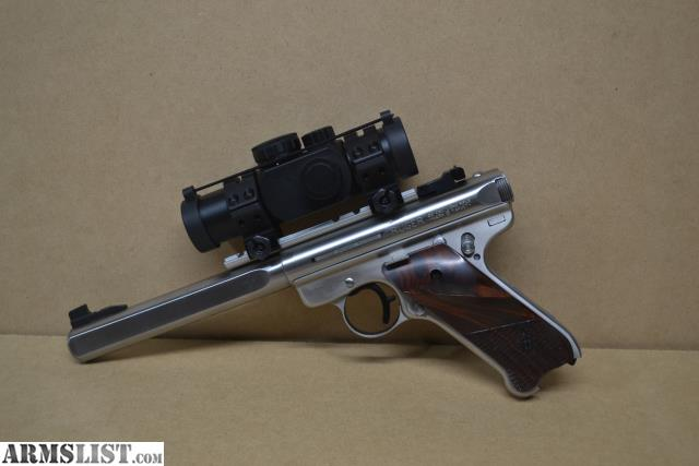 ARMSLIST - For Sale: Ruger Mark III Competition with