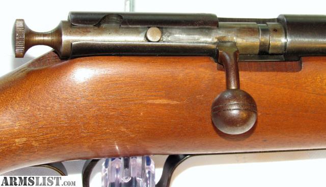 armslist for sale 22 cal cooey ranger model 60 bolt action rh armslist com Ranger Model 35 22 Rifle Cooey Customized
