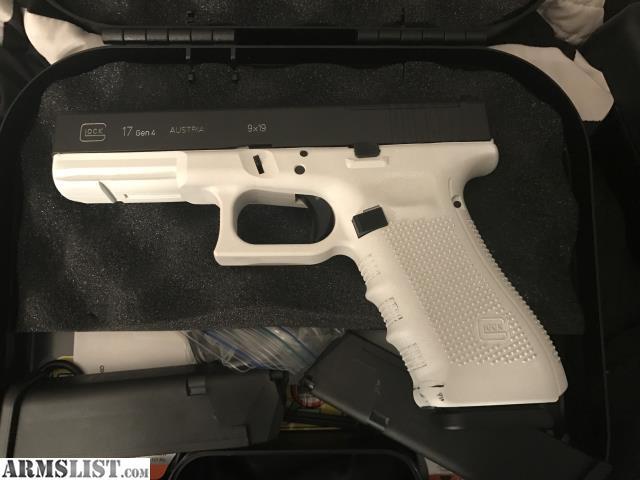 ARMSLIST - For Sale: Custom gen 4 glock 17 MOS