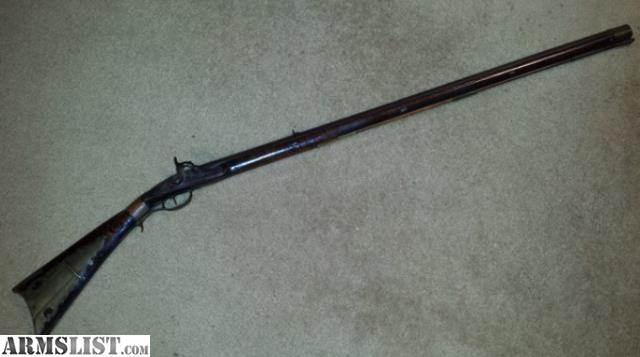 Armslist for sale kentucky rifle relief carved signed
