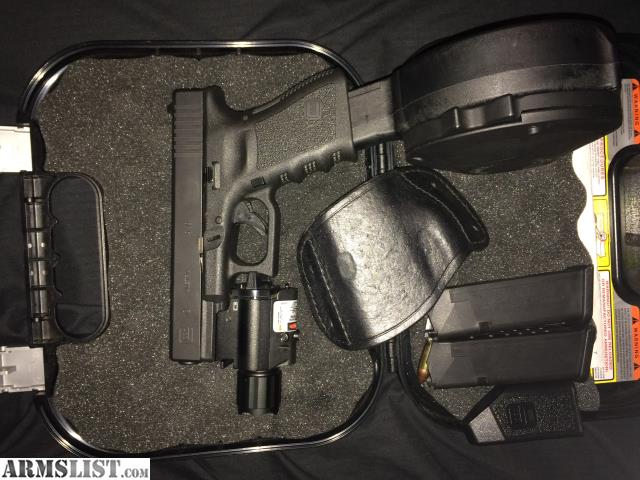 Armslist For Trade Glock With Drum Amp Ak For Micro Draco