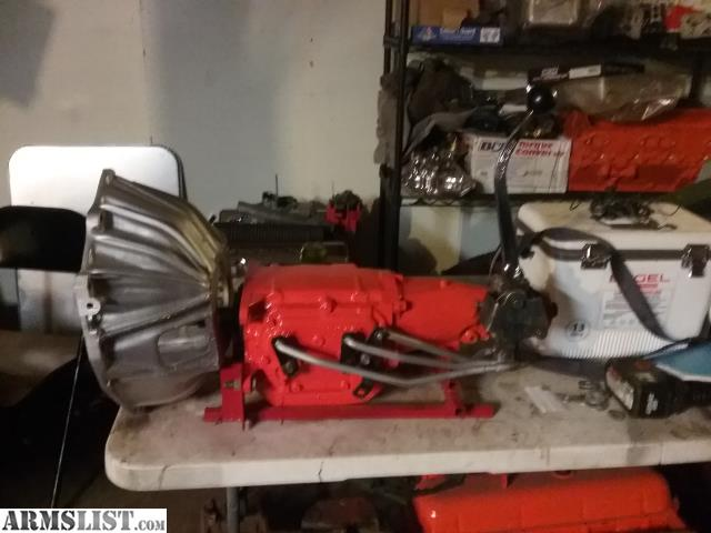 ARMSLIST - For Sale/Trade: Saginaw 4 speed or turbo400 chevy