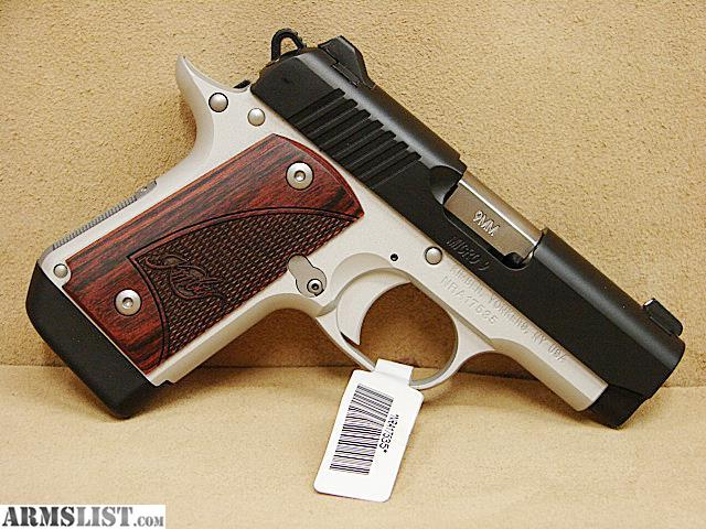 ARMSLIST - For Sale: Kimber Micro 9 9mm 3