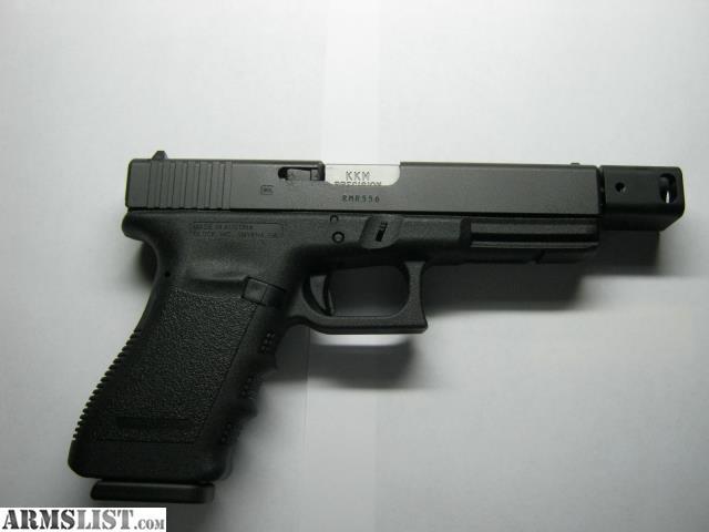ARMSLIST - For Sale: Glock 20 10mm w/KKM Barrel
