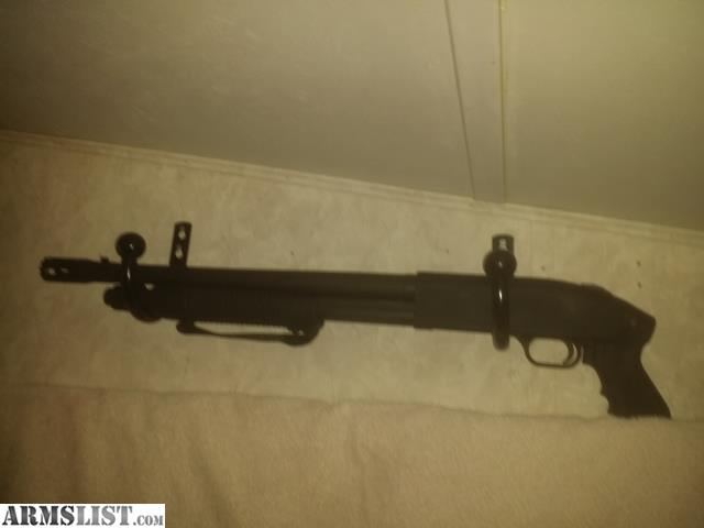Armslist for sale mossberg 12g with breacher barrel for 12 ga door breaching rounds