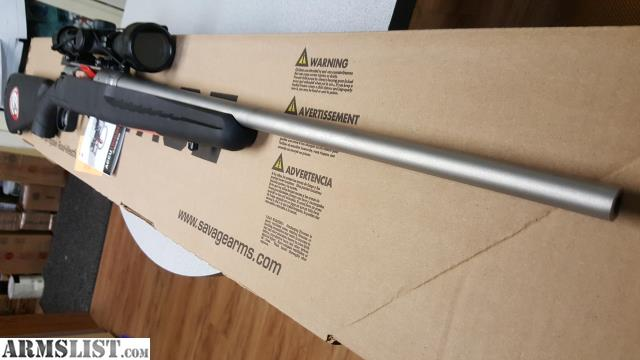 ARMSLIST  For Sale SAVAGE AXIS II XP SS 308 WIN 3X9X40 NIB