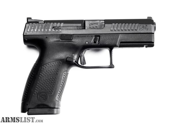 ARMSLIST - For Sale: CZ P10C - NEW