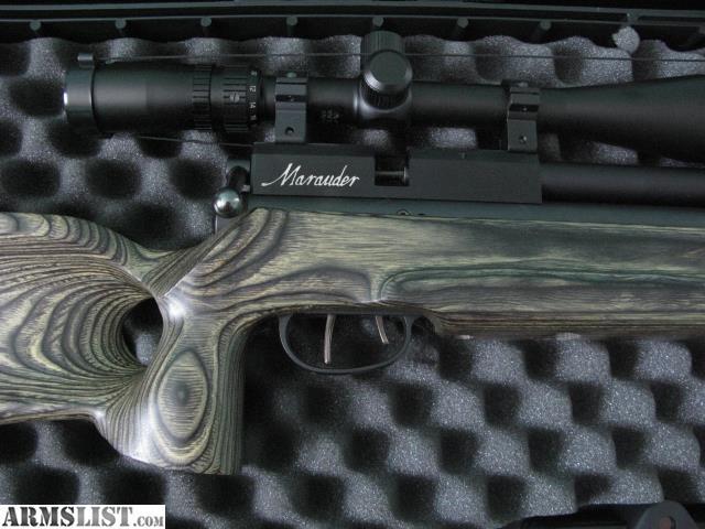 ARMSLIST - For Sale/Trade: Benjamin Marauder 25 cal High