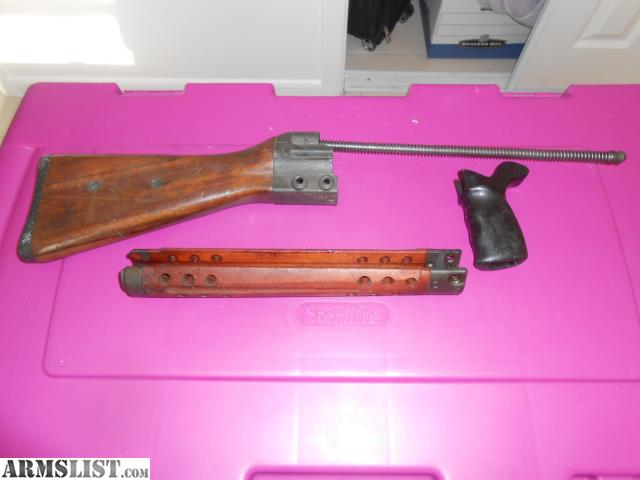 ARMSLIST - For Sale: HK 91/G3 original complete wood stock set