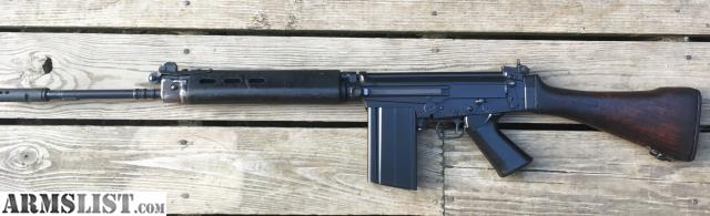 ARMSLIST - For Sale: South African Rhodesian FN FAL and Galil Ace AK