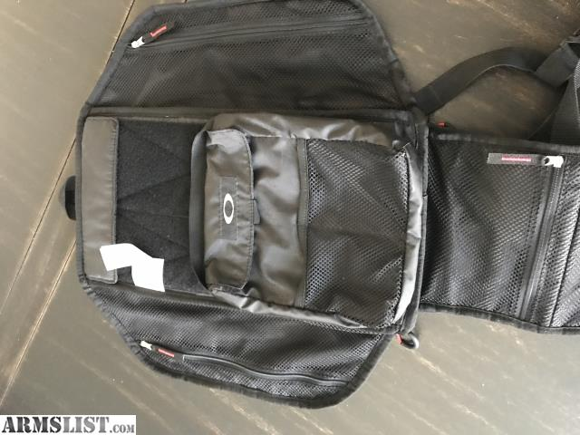 e6579a60455f8 ARMSLIST - For Sale  Oakley Extractor Sling Pack EDC