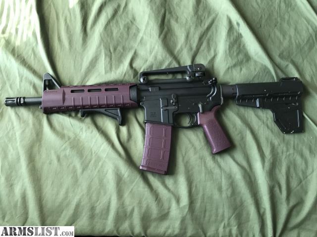 ARMSLIST - For Sale/Trade: Ar 15 pistol