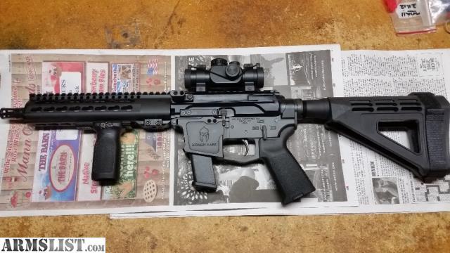 ARMSLIST - For Sale: 9mm AR Glock style pistol New Frontier