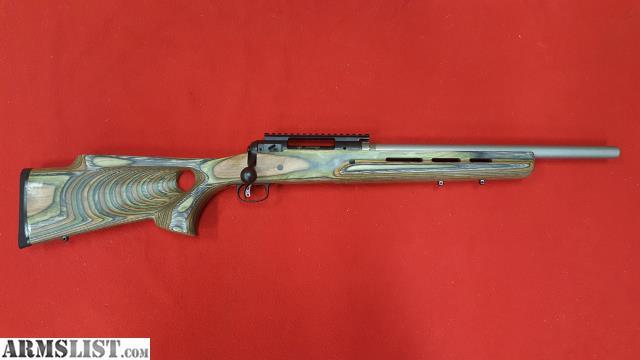 ARMSLIST - For Sale: Savage 450 Bushmaster Custom Bolt