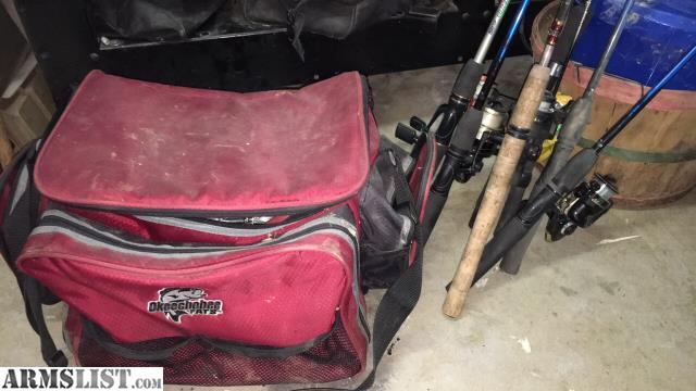 Armslist for sale trade fishing gear for firearms for Fishing stuff for sale