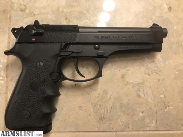 ARMSLIST - For Sale: Ca legal modded Beretta 92fs