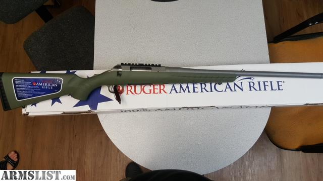 ARMSLIST - For Sale: Ruger American Predator 6 5 CREEDMOOR