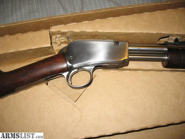 ARMSLIST - For Sale/Trade: taurus model 62 carbine 22 pump ss rifle