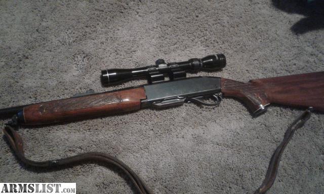 ARMSLIST - For Sale/Trade: Remington 742 bdl deluxe semi